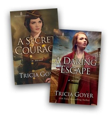 The London Chronicles, Volumes 1 & 2  -     By: Tricia Goyer