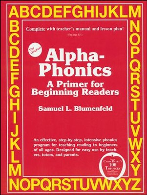 Alpha-Phonics: A Primer for Beginning Readers   -     By: Samiel L. Blumenfeld