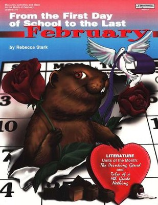 February Activities, Grades 3-6   -     By: Rebecca Stark