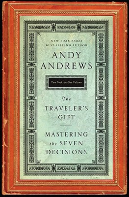 The Traveler's Gift & Mastering the Seven Decisions 2-in-1,  Slightly Imperfect  -     By: Andy Andrews