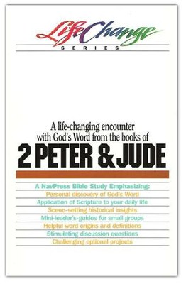 2 Peter & Jude, LifeChange Bible Study   -