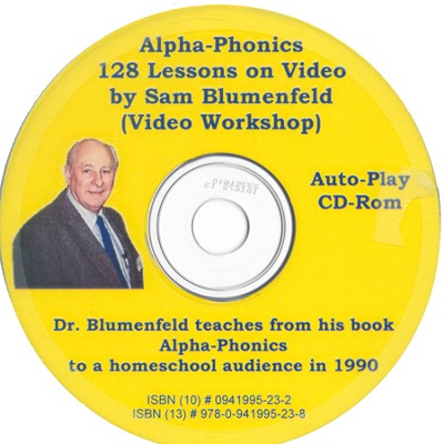 Alpha-Phonics 128 Lesson Video CD-Rom (Windows Only)   -