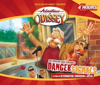 Adventures in Odyssey ® #36: Danger Signals  -