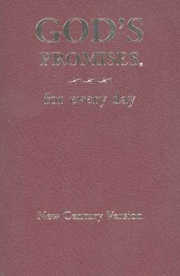 God's Promises for Every Day, NCV   -