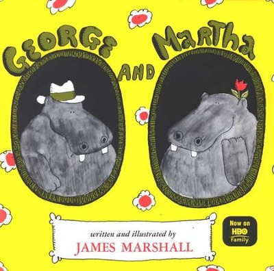 George and Martha      -     By: James Marshall