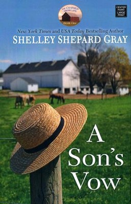 A Son's Vow #1 Large Print   -     By: Shelley Shepard Gray