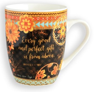 Every Good & Perfect Mug  -     By: Sandy Clough