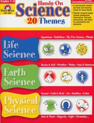 Hands-On Science Themes, Grades 1-3 (Revised Edition)   -