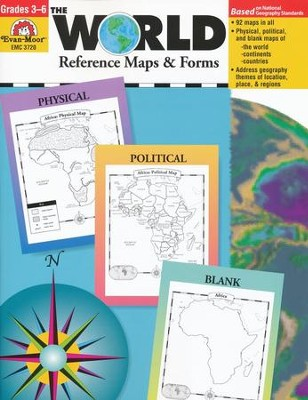 The World Reference Maps and Forms   -