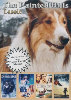 Lassie: The Painted Hills - 5 Movies   -