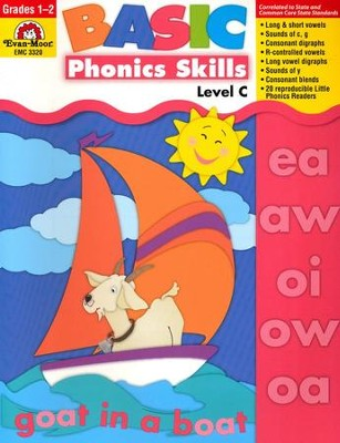 Basic Phonics Skills, Level C   -