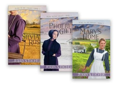 Peace in the Valley Series, Volumes 1-3  -     By: Jerry S. Eicher