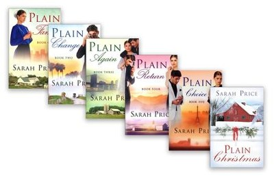 The Plain Fame Series, Volumes 1-6  -     By: Sarah Price