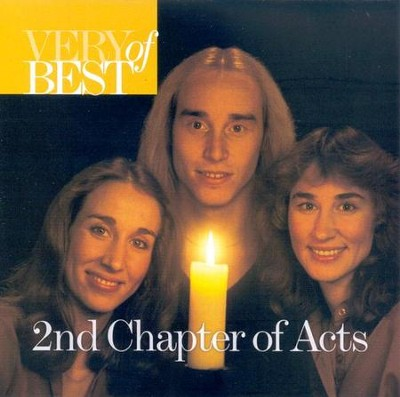 Very Best of 2nd Chapter of Acts CD   -     By: 2nd Chapter of Acts