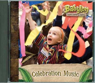 Babylon: Celebration Music CD  -