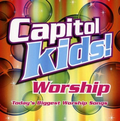 Capitol Kids! Worship CD   -     By: Capitol Kids