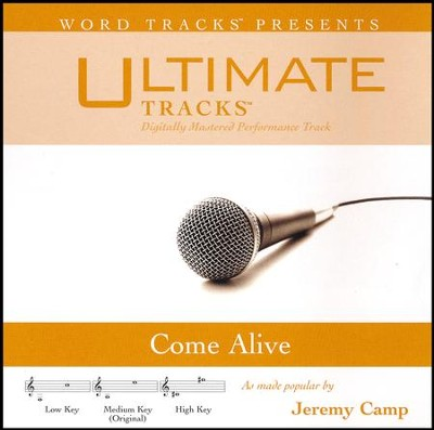 Come Alive   -     By: Jeremy Camp
