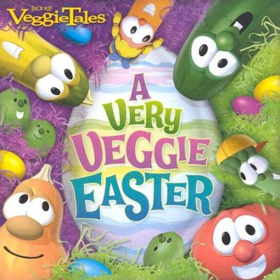 A Very Veggie Easter CD   -