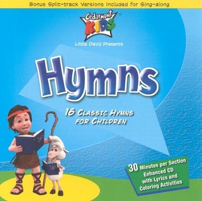 Hymns CD   -     By: Cedarmont Kids