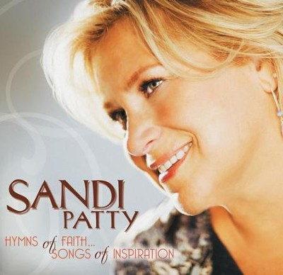 Hymns of Faith...Songs of Inspiration CD   -     By: Sandi Patty