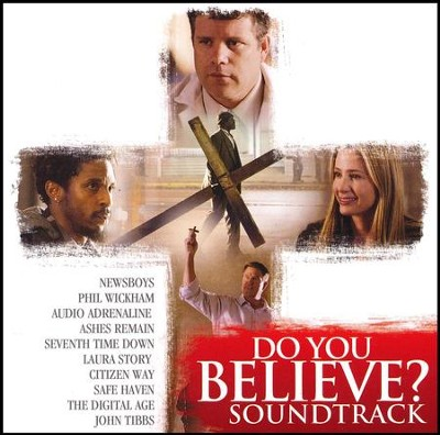 Do You Believe Soundtrack CD   -     By: Various Artists
