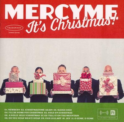 It's Christmas! CD   -     By: MercyMe