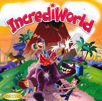 Incrediworld  -     By: Ron Patch Hamilton