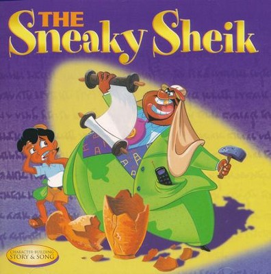 "The Sneaky Sheik  -     By: Ron ""Patch"" Hamilton"