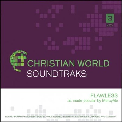 Flawless, Accompaniment CD   -     By: MercyMe