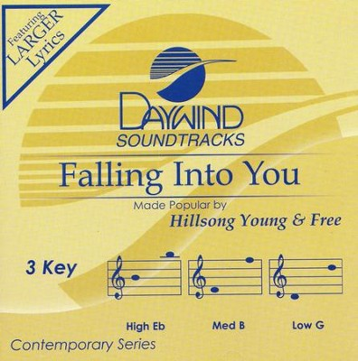 Falling into You, Accompaniment CD   -     By: Hillsong Young & Free