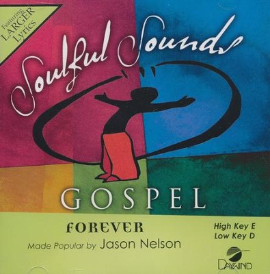 Forever, Accompaniment Track  -     By: Jason Nelson