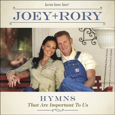Hymns That Are Important to Us, CD   -     By: Joey+Rory