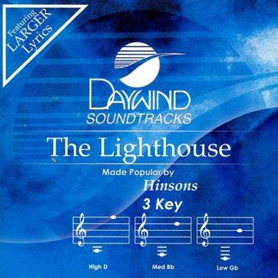 The Lighthouse, Accompaniment CD   -     By: The Hinsons