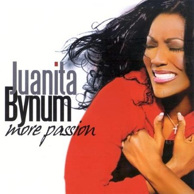 More Passion CD   -     By: Juanita Bynum