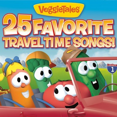 25 Favorite Travel Time Songs!   -