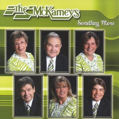 Something More CD   -     By: The McKameys