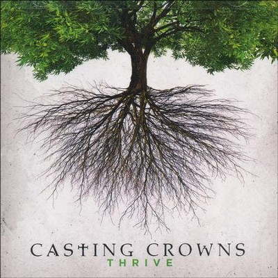 Thrive, CD   -     By: Casting Crowns