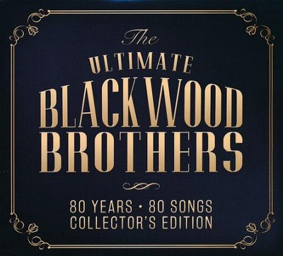 80th Anniversary Collector's Edition   -     By: Blackwood Brothers