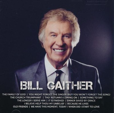 Icon: Bill Gaither   -     By: Bill Gaither
