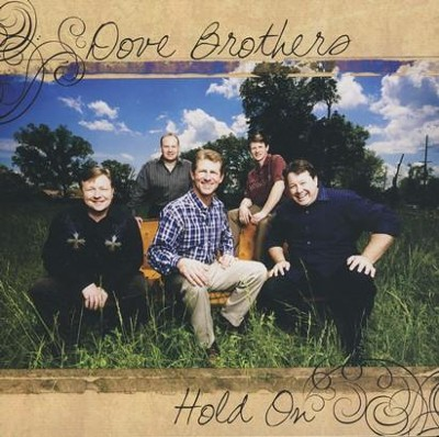 Hold On CD   -     By: The Dove Brothers