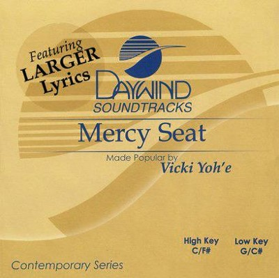 Mercy Seat, Accompaniment CD   -     By: Vicki Yohe
