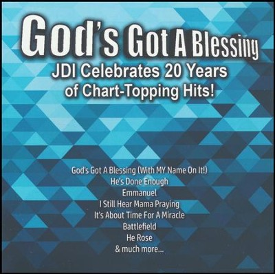 God's Got A Blessing: JDI Celebrates 20 Years of Chart-Topping Hits!  -