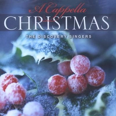 Acappella Christmas, Compact Disc [CD]   -     By: Discovery Singers