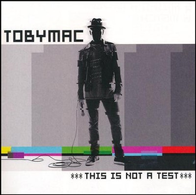This is Not a Test, CD   -     By: TobyMac