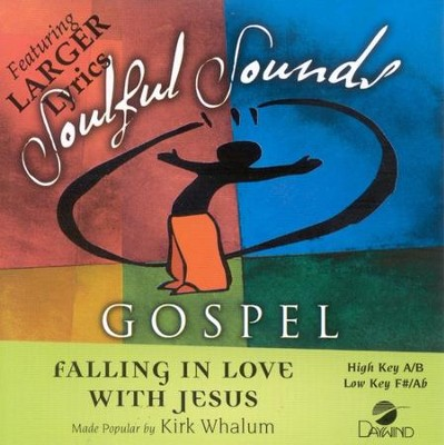 Falling in Love with Jesus, Accompaniment CD   -     By: Kirk Whalum