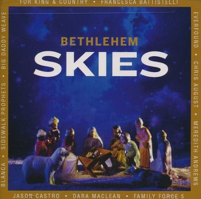 Bethlehem Skies   -     By: Various Artists