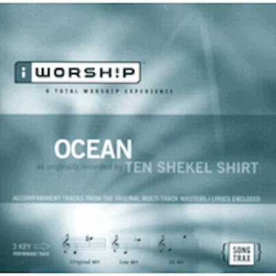 Ocean, Accompaniment Compact Disc [CD]   -     By: Ten Shekel Shirt