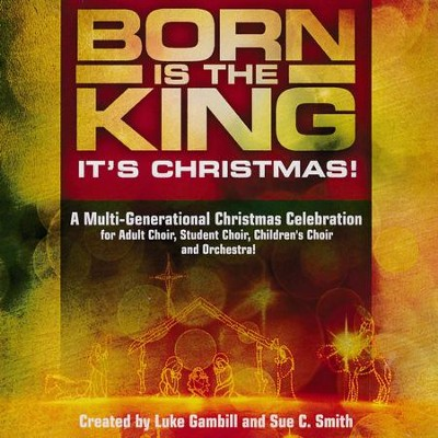 Born is the King - It's Christmas (Listening CD)   -     By: Bradley Knight