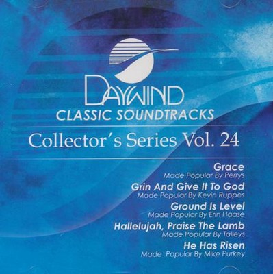 Classic Collector's Series Volume 24, Accompaniment Track  -