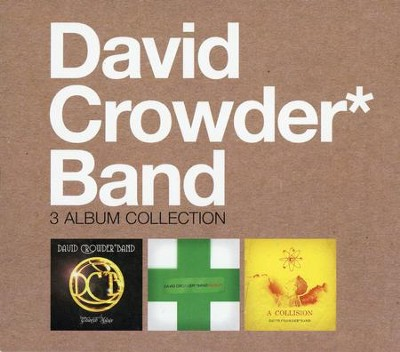 David Crowder Band: 3 Album Collection   -     By: David Crowder Band